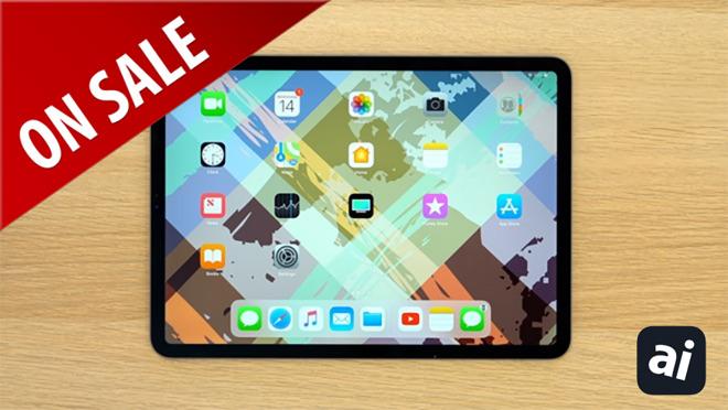 Amazon iPad Pro deal