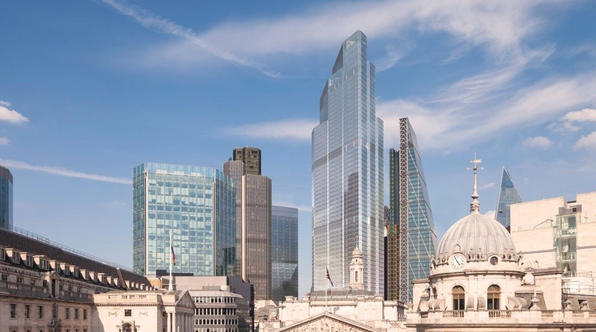 photo of Apple leasing 100,000 square feet of space in London's tallest building image