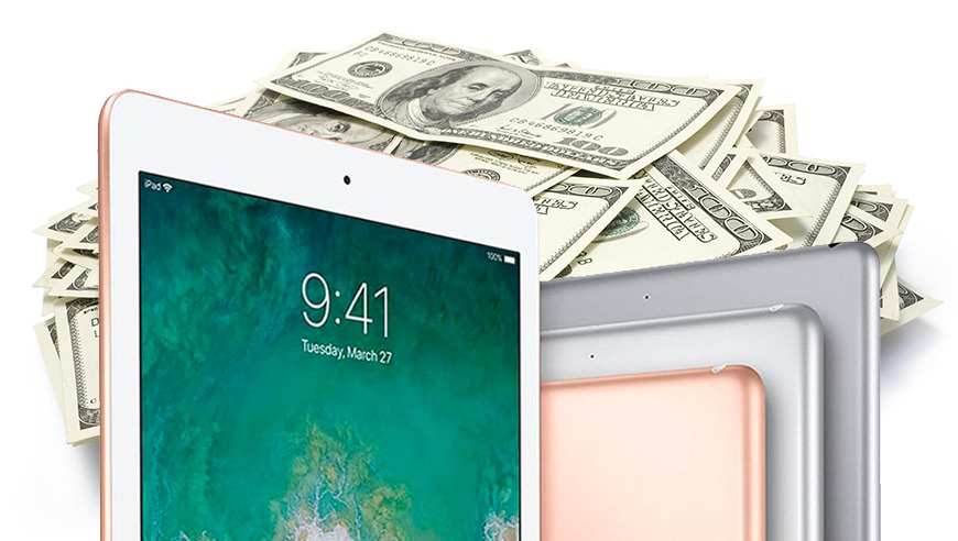 Apple trade in iPad