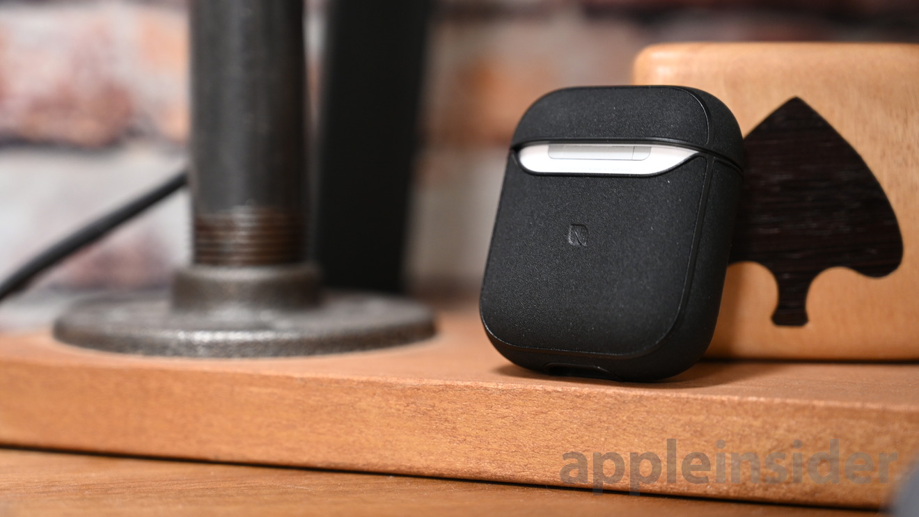 Review Incase Metallic Airpods Case Adds Protection Without