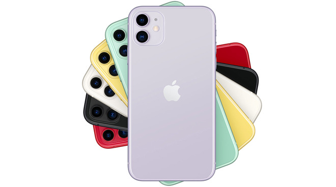 The iPhone 11 boasts stronger sales than previous model