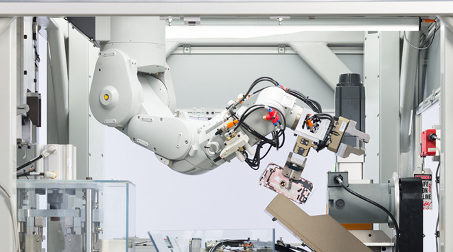 Daisy, Apple's recycling robot (Image credit: Apple)