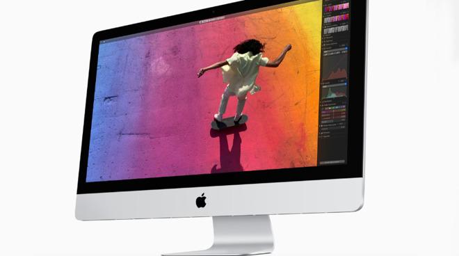 Apple's current iMac