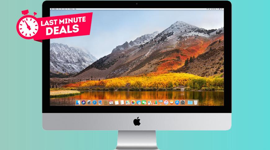 Apple iMac 5K deal
