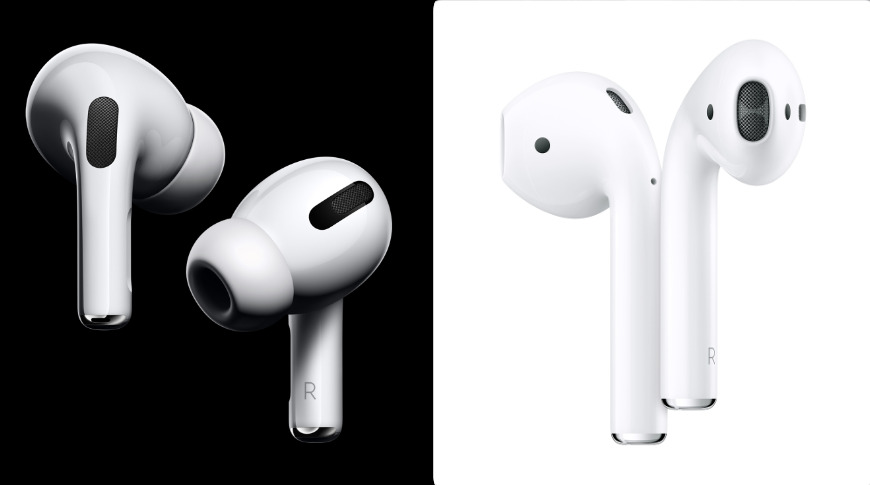 AirPods versus AirPods Pro -- Apple's wireless earbuds compared
