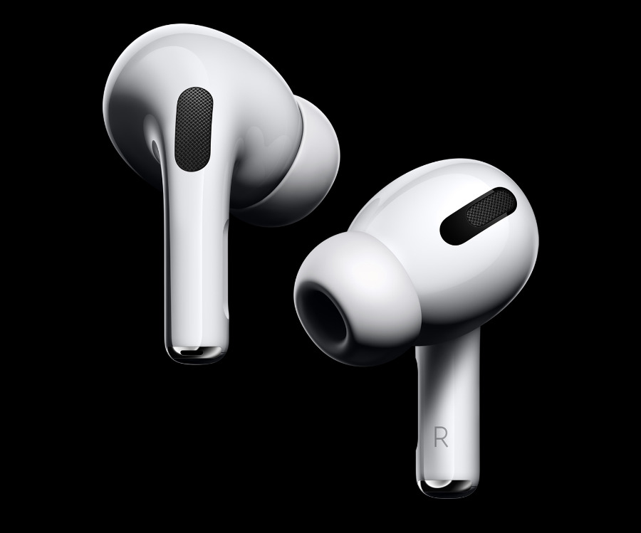 The new AirPods Pro