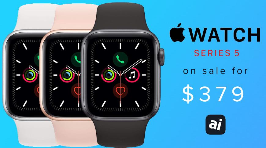 Killer Early Black Friday Deals 50 Off Apple Tv 4k Lowest Price Ever On Apple Watch 5 Appleinsider
