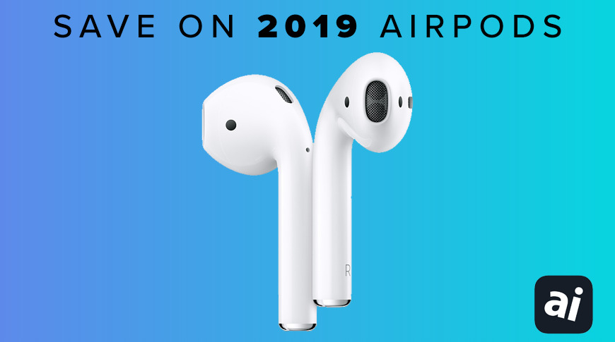 Early AirPods Black Friday deals