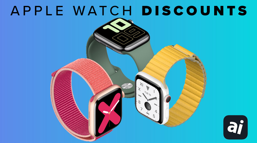 Early Black Friday Apple Watch deals