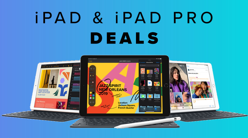 Early iPad Black Friday deals