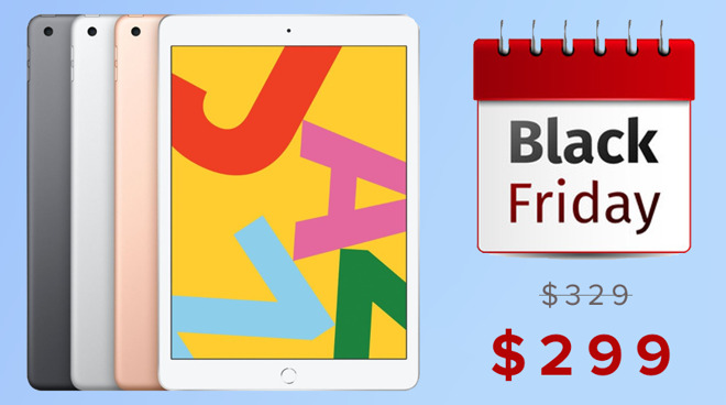 Apple iPad 2019 sale