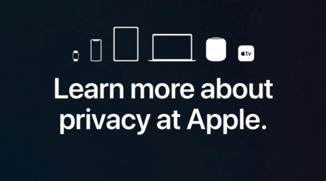 Apple has redesigned its privacy website to give quick overview primers, and more detailed white papers