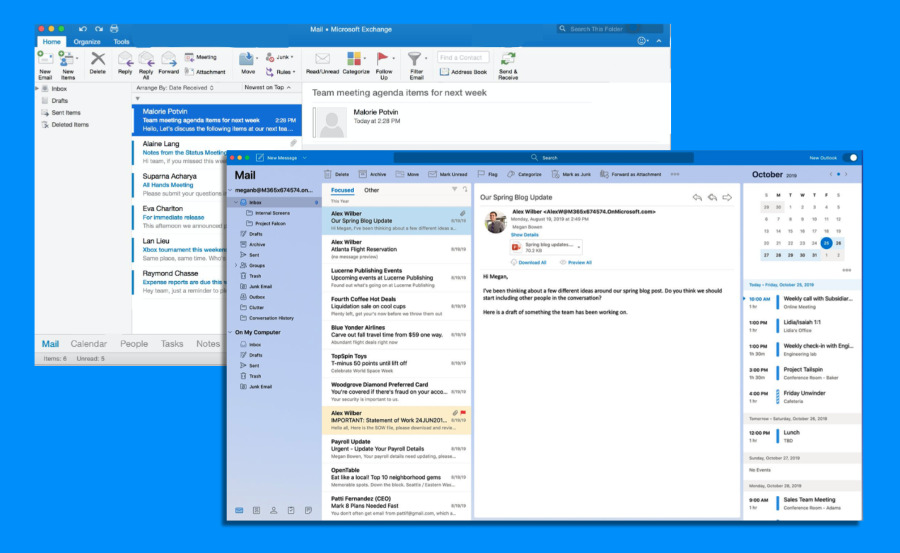 Ms outlook for mac