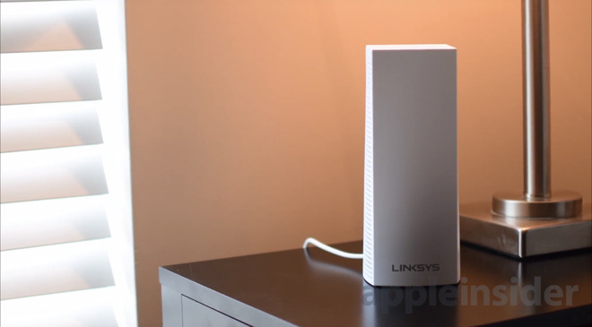 Linksys Velop tri-band router