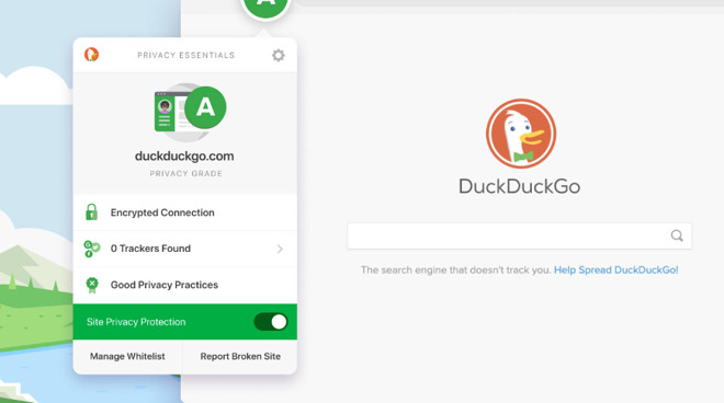 Duckduckgo Review 2020.Duckduckgo Privacy Essentials Extension Returns To Safari