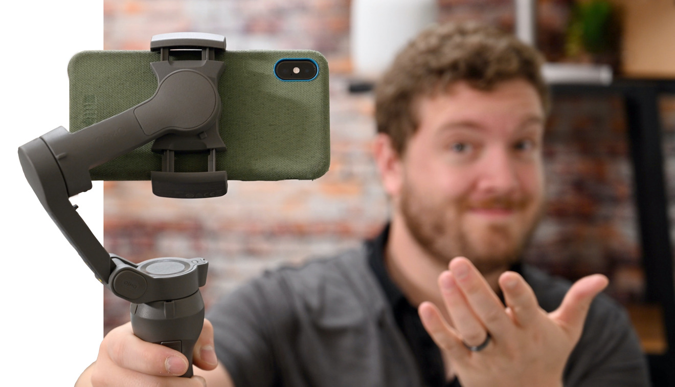 The powerful DJI Osmo Mobile III