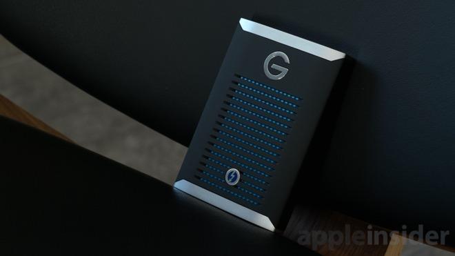 G-Tech Mobile Pro