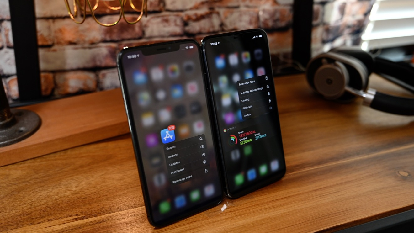 Haptic Touch replaces 3D Touch on the new iPhones