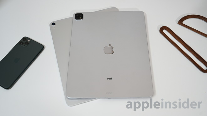 photo of Apple to launch iPad Pro with 3D sensing, 'iPhone SE 2' in first half of 2020 image