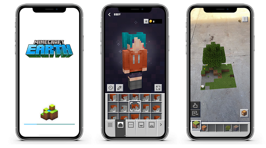 Minecraft Earth Review Block Building Fun For Your Iphone Appleinsider