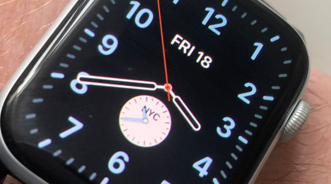 Future Apple Watch could monitor muscle movements using EMG sensors
