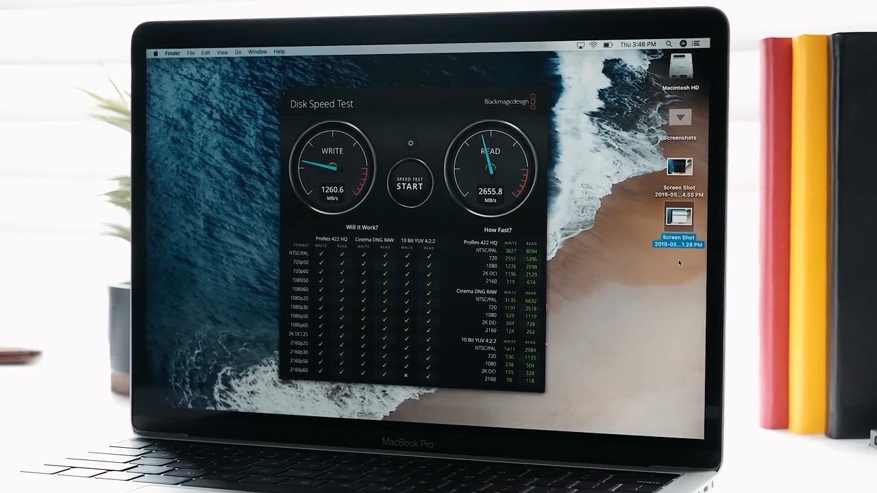 13-inch MacBook Pro display