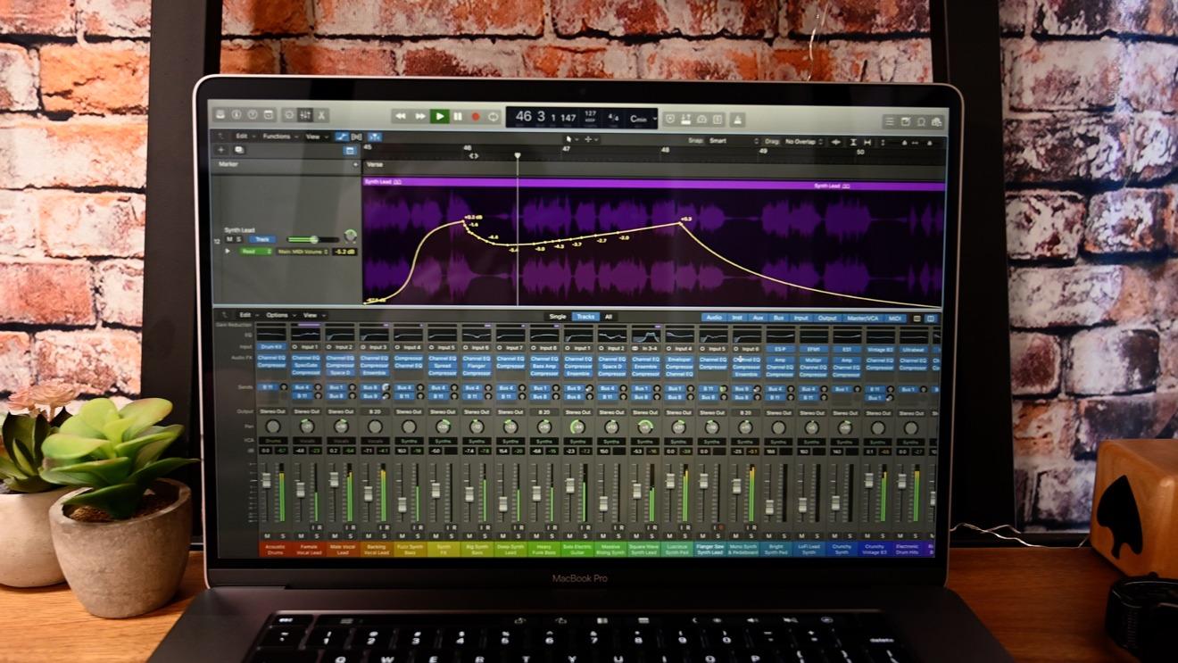 The new 16-inch MacBook Pro