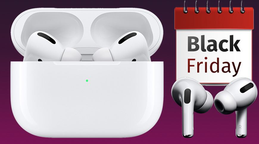 Apple AirPods Pro are on sale, but time is already running out for delivery by Christmas