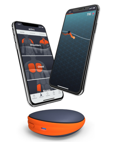 Activ5 fitness device