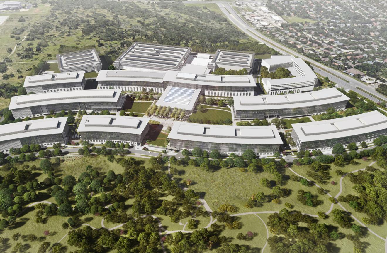 Apple's Austin, Texas campus