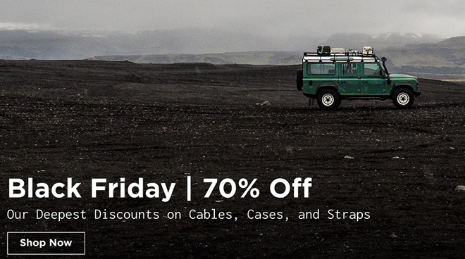 Nomad Black Friday sale