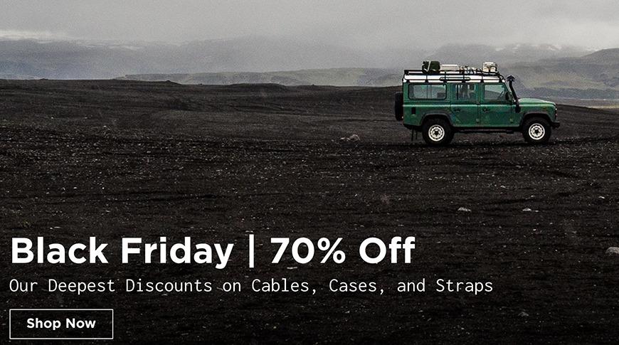 Nomad Black Friday sale