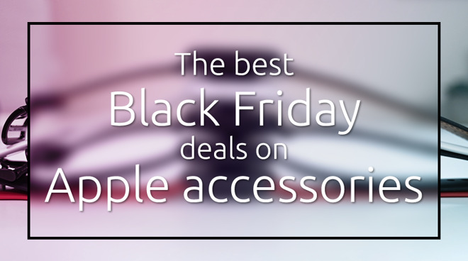 Best Black Friday deals on Apple accessories