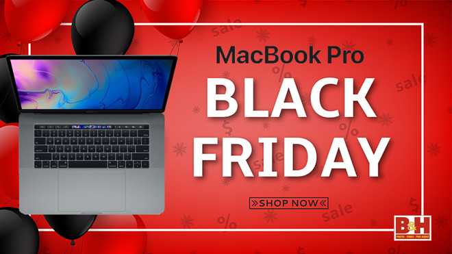 Macbook Pro Black Friday Deals Save Up To 1 700 On 15 Inch Models