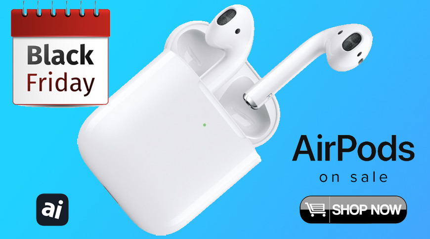 Apple Airpods Black Friday Deals Are Live Right Now Appleinsider