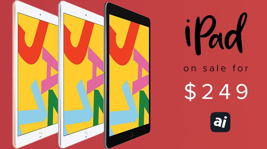 2019 iPad Black Friday deals