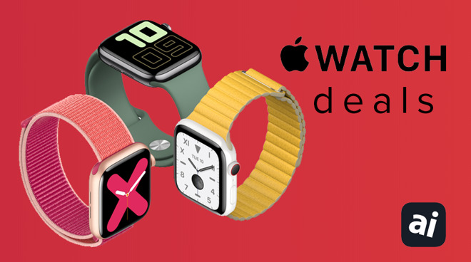 Apple Watch Black Friday deals