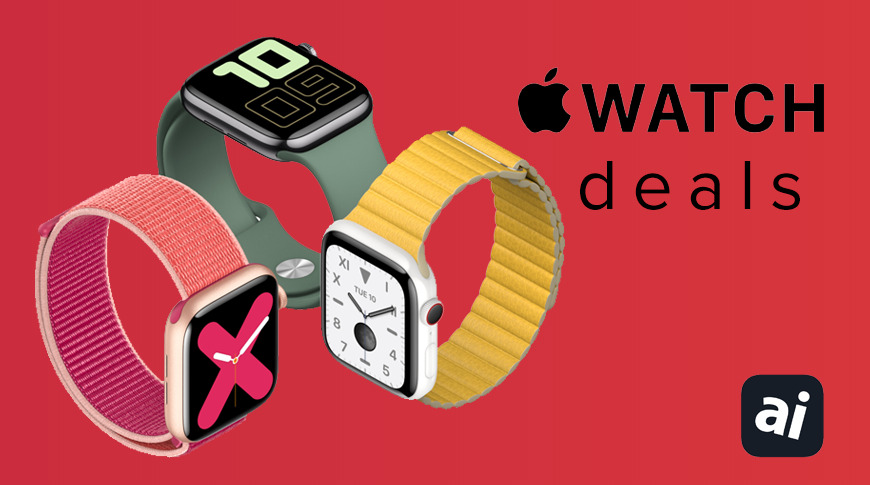 Apple Watch Black Friday deals