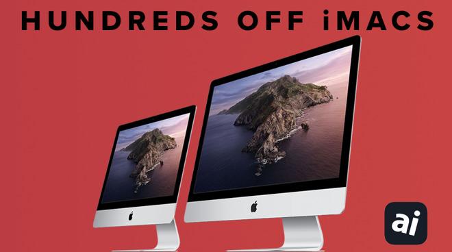Apple iMac Black Friday sale