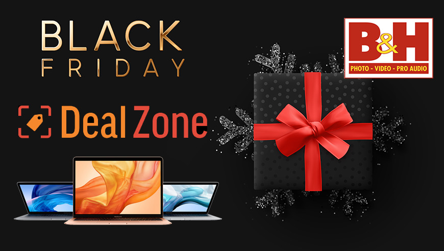 Apple Black Friday Deal Zone: Save $100 to $200 on every 2019 MacBook Air