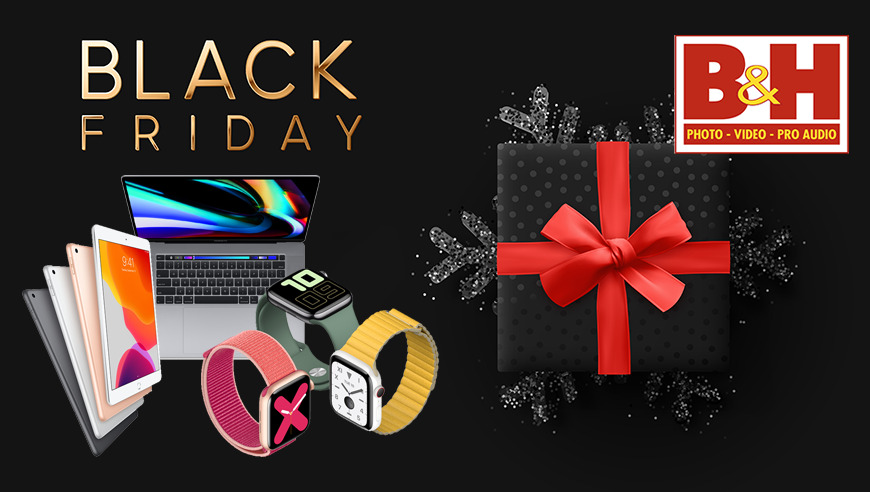 BandH Black Friday deals