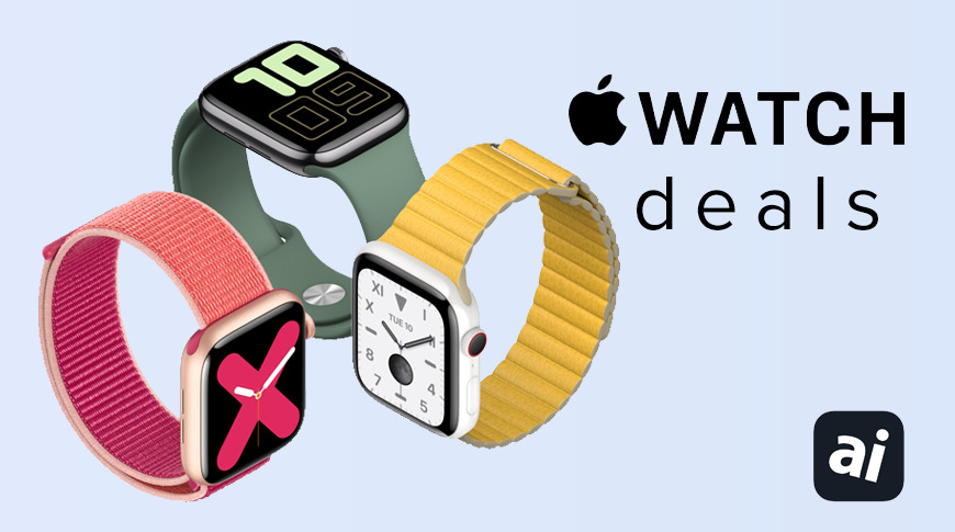 Apple Watch Cyber Monday deals at BandH