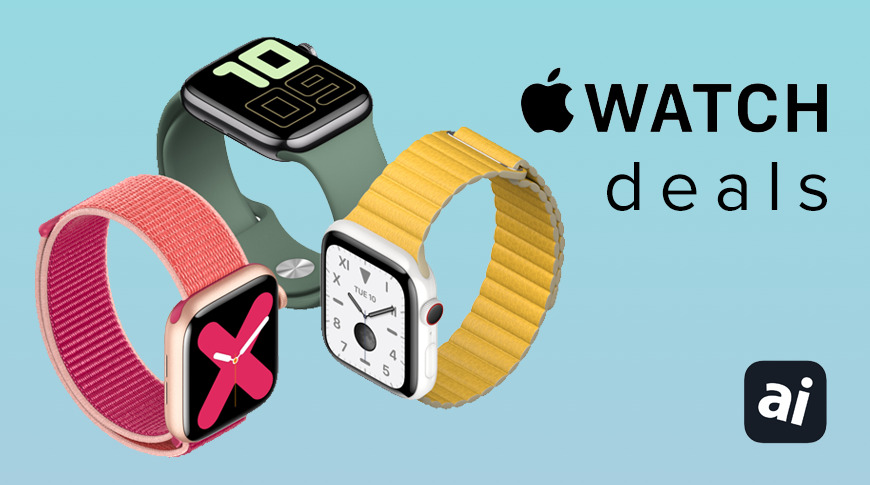 Apple Watch Cyber Monday discounts