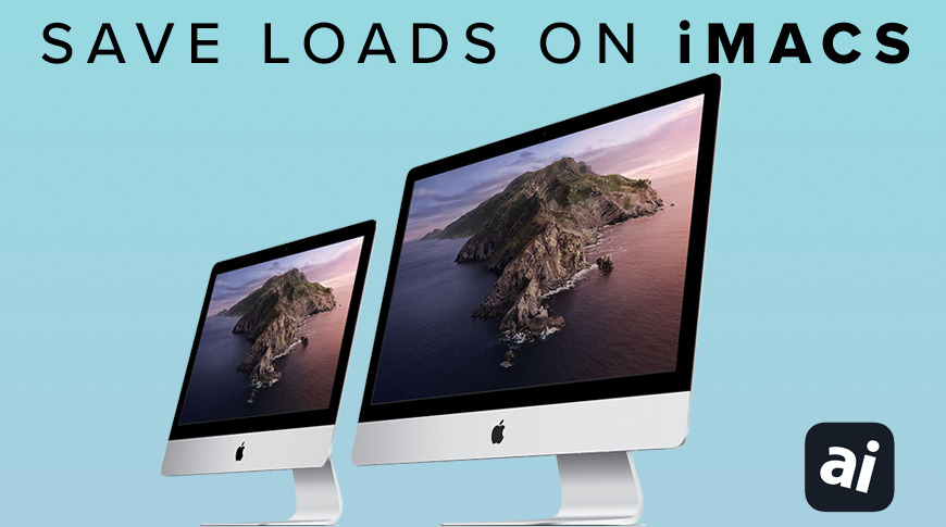 Apple iMac Cyber Monday sale