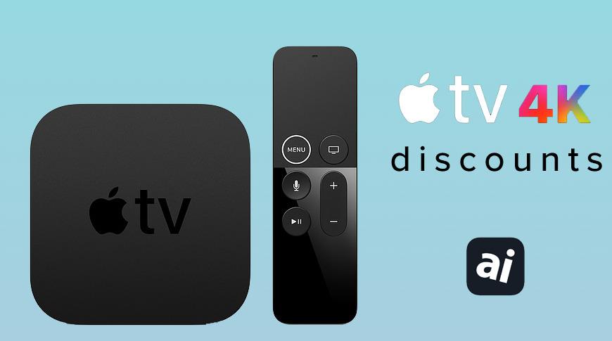 Apple TV Cyber Monday deals
