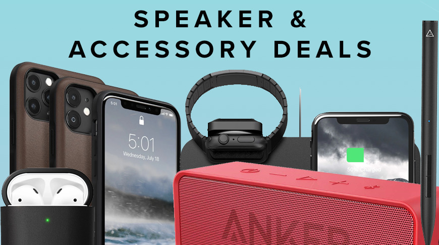 Cyber Monday Apple accessory deals