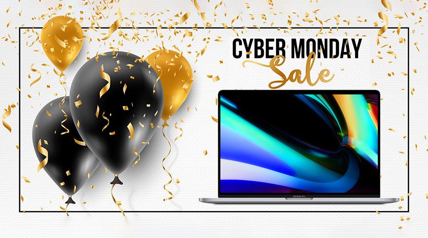 Apple 16 inch MacBook Pro Cyber Monday discounts