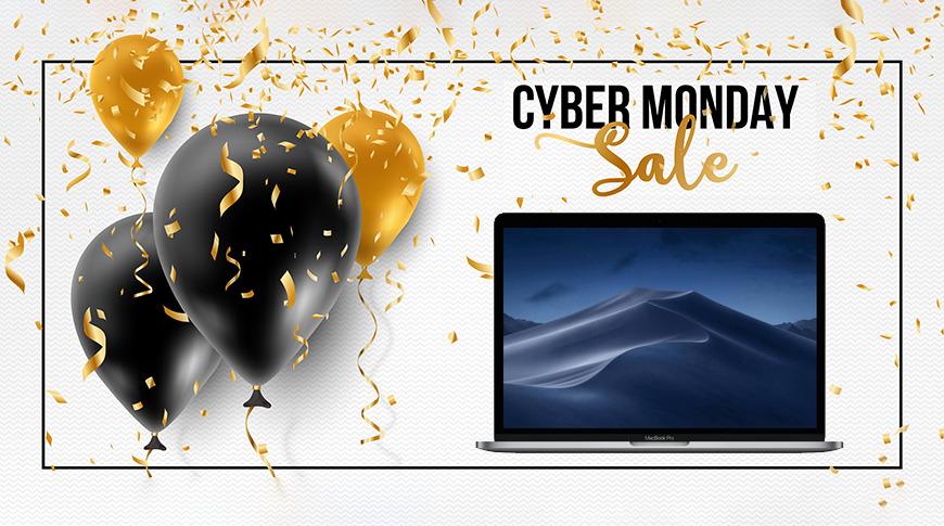 Apple 13 inch MacBook Pro Cyber Monday deals