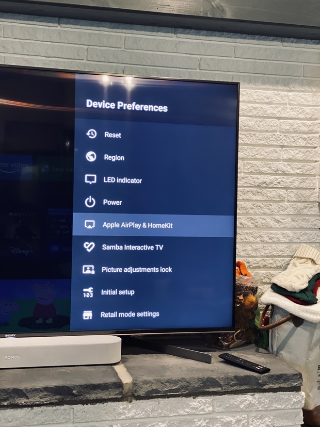 Hot And Airplay 2 On Sony Smart Tvs, How To Screen Mirror Apple Sony Tv