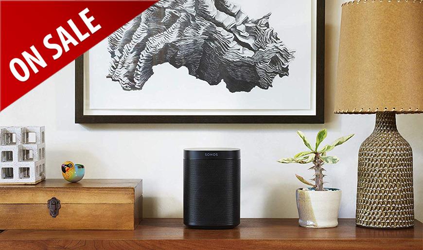 Sonos One speaker deals
